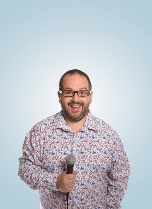 Justin Moorhouse Comedian - Laugh Out Loud Comedy Clubs