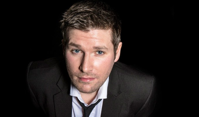Mark Nelson Comedian - Laugh Out Loud Comedy CLubs