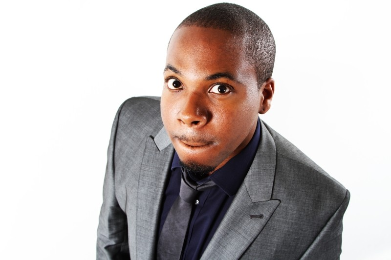 Marlon Davis Comedian - Laugh Out Loud Comedy Clubs