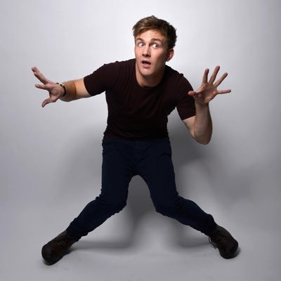 Tom Houghton Comedian - Laugh Out Loud Comedy Clubs